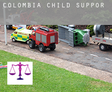 Colombia  child support
